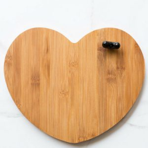Bamboo Heart Front