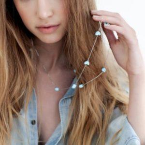 Nunu Heart Necklace