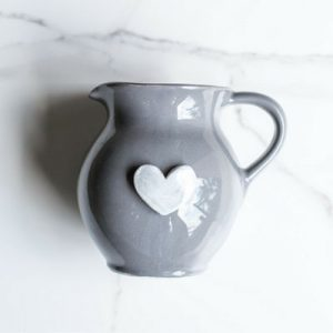 Big Jug with Heart